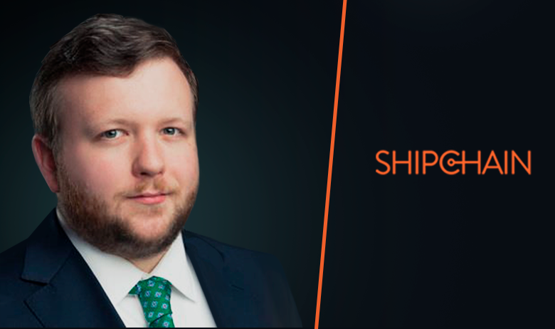 """John Monarch cover 1 - Entering $13 Trillion Freight Market, """"Horizons Are Limitless"""" for John Monarch's ShipChain"""