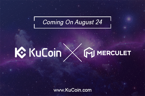 MER D ENGP 600X400 - KuCoin Cryptocurrency Exchange Announces Merculet (MVP) Getting  Listing Today