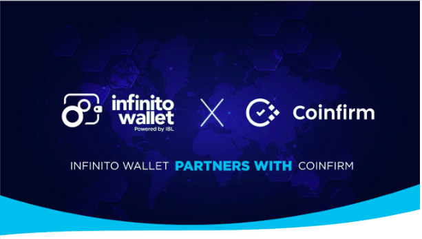Screen Shot 2018 08 03 at 7.13.38 PM - Infinito Wallet partners with compliance platform Coinfirm and AMLT Network