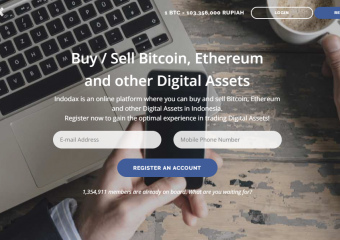 Screenshot 1 340x240 - Top 5 New Cryptocurrency Exchanges in 2018
