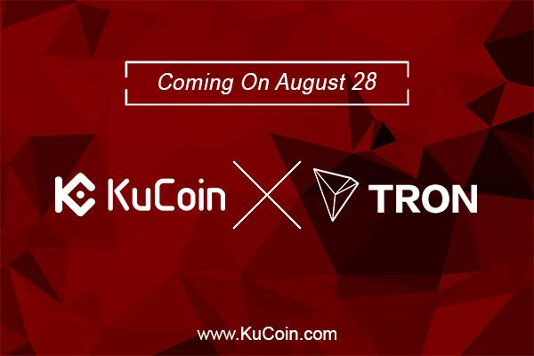 Tron gets listed on Kucoin - Tron Network (TRX) Is Now Available At KuCoin For Trading Transactions