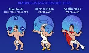 amb nodes - Ambrosus Launches AMB-NET; Prepares For Masternodes