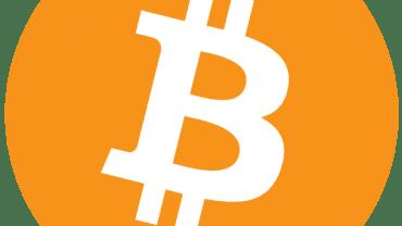 bitcoin logo transparent background