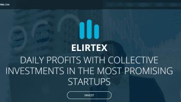elirtex website interface