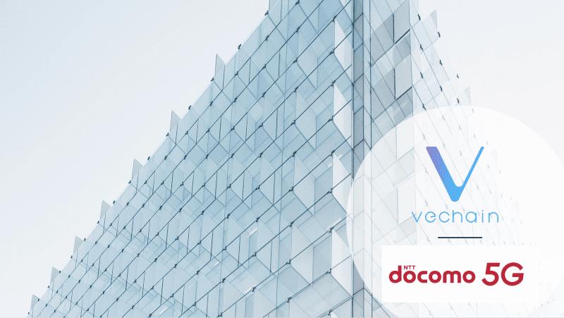 vechain docomo 800x451 - Breaking News – Vechain's Newest Partner: NTT Docomo