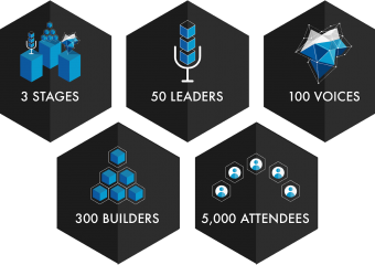 vob conference attendees2 340x240 - Late August Crypto Conferences Guide