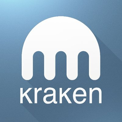 kraken exchange logo