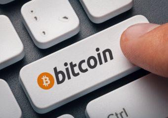 bitcoin logo button