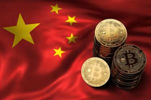 bitcoin on the chinese flag and dominance