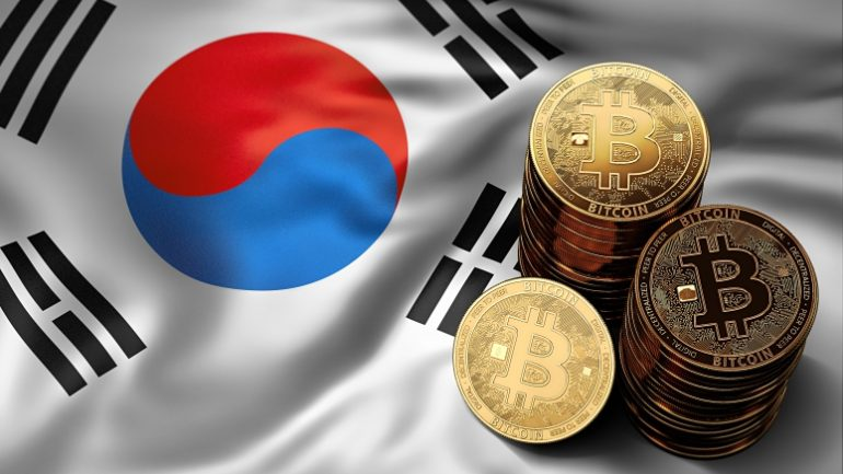 Bitcoin south korea trading volumes