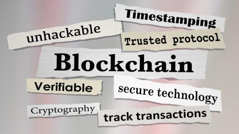 Blockchain Technology Secure Transactions News Headlines