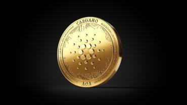 Cardano Gold coin