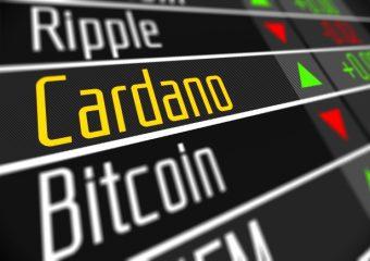 Cardano Trading 340x240 - Zcash, Stellar, BAT and Cardano Grow Awaiting Coinbase Listing