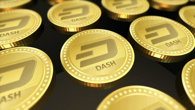 how much is dash cryptocurrency worth