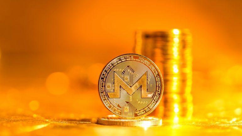 monero stacked coins bulletproof