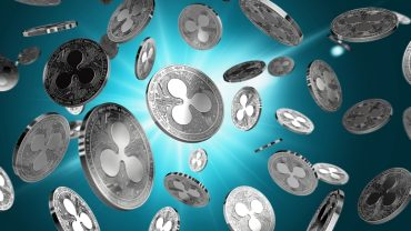 Scattered ripple coins