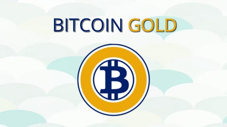 bitcoin gold logo