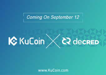 dec d eng 600x400 340x240 - KuCoin Cryptocurrency Exchange Announces The Listing Of Decred DCR