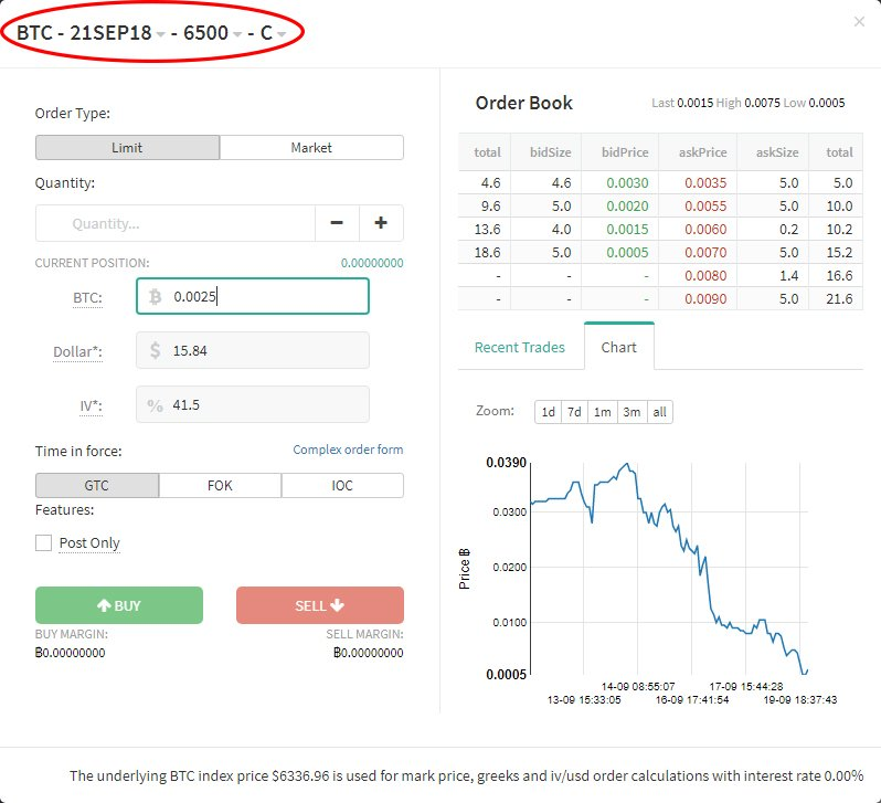 deribitOptionBook - Bitcoin Options: How & Where to Trade Them