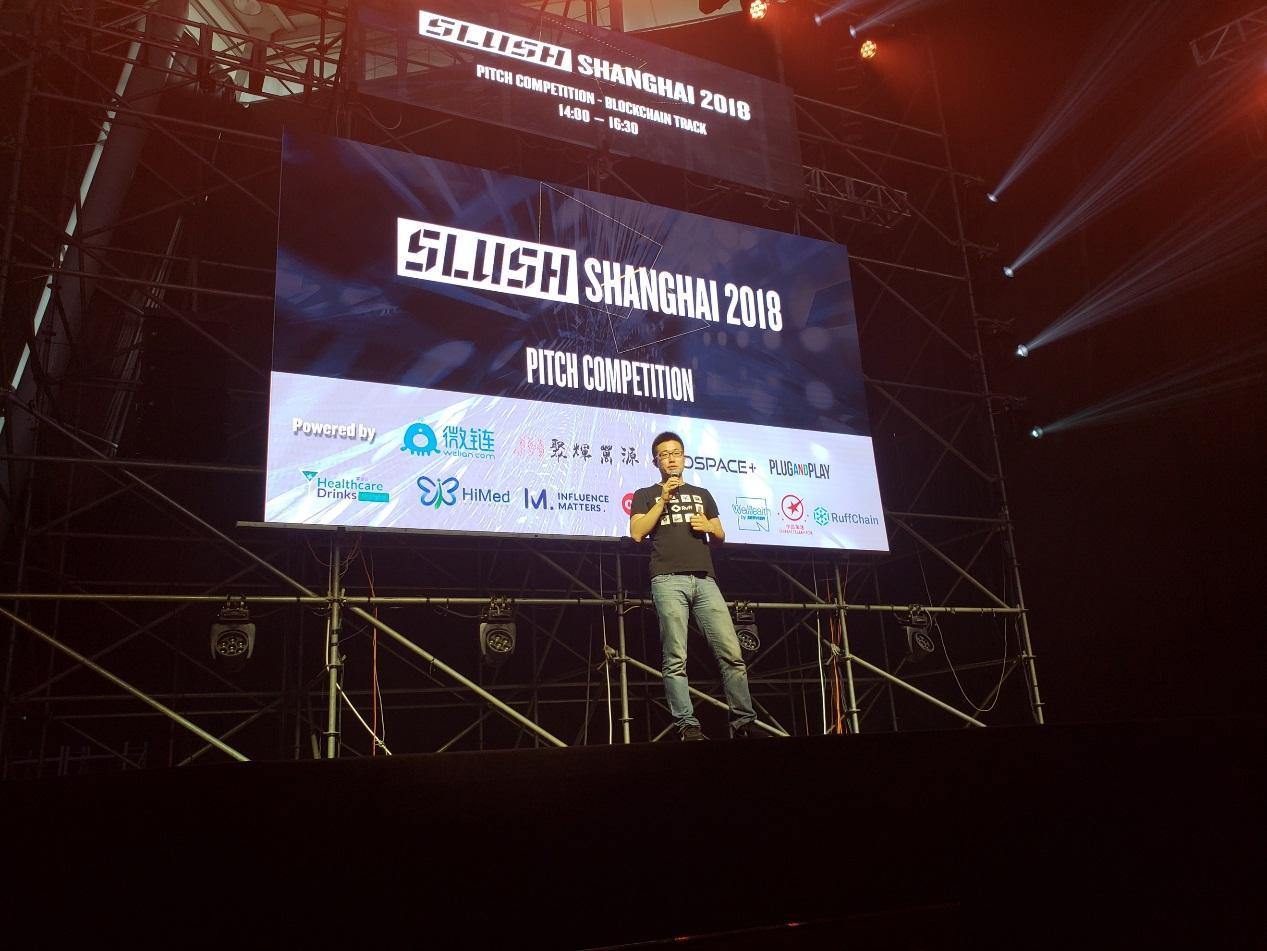 image3  - image3 - Ruff Chain Introduces New Internet of Things (IoT) Blockchain Technology at Slush Shanghai