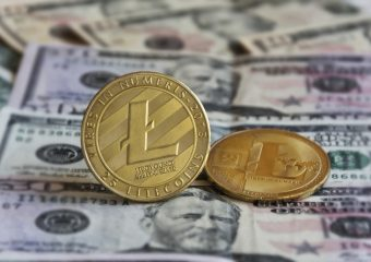 litecoin banknotes bg 340x240 - Abu Dhabi Securities Exchange Creating Infrastructure For Crypto Assets