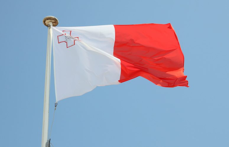 malta flag eboda 775x500 - Waves Price Skyrockets After Official Malta Talks