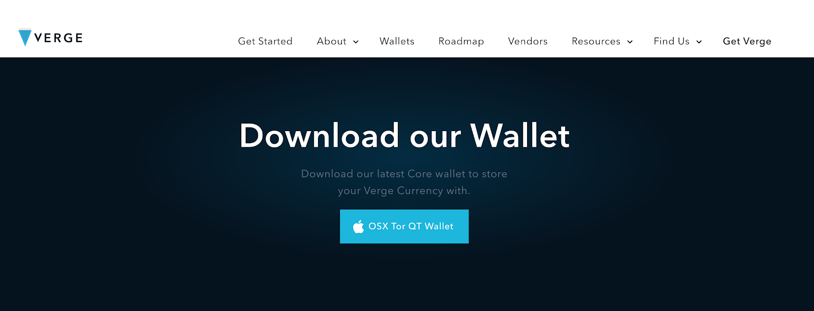verge wallets