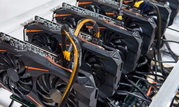 bitcoin crypto mining