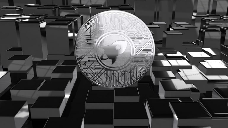 stellar lumens silver coin