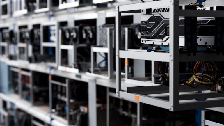 largest cryptocurrency mining farm