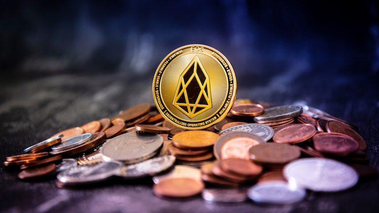 golden EOS money