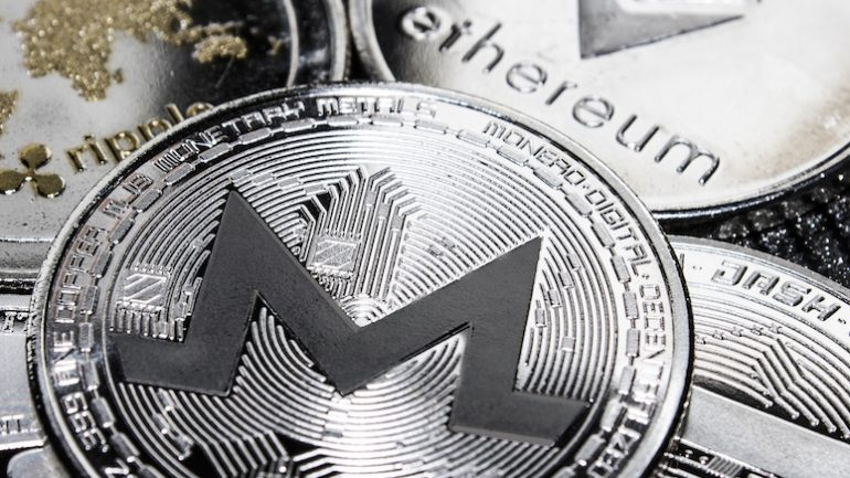 monero phisycal coin (one of the easiest cryptocurrency to mine)
