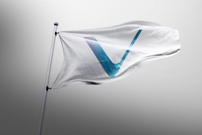 vechain vet flag