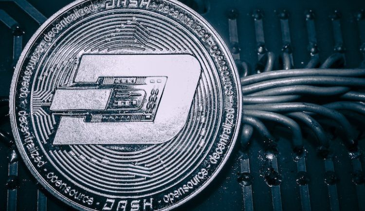dash coin phisycal coin