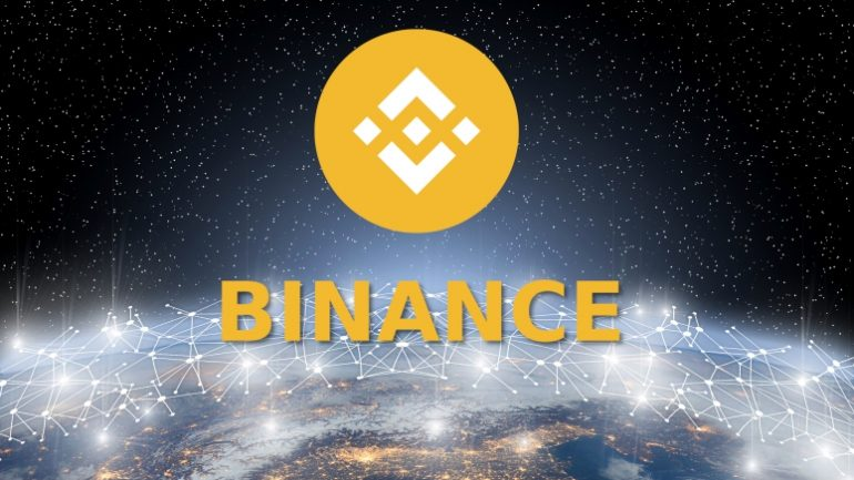 binance star shining