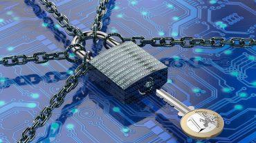 malware attack illustration