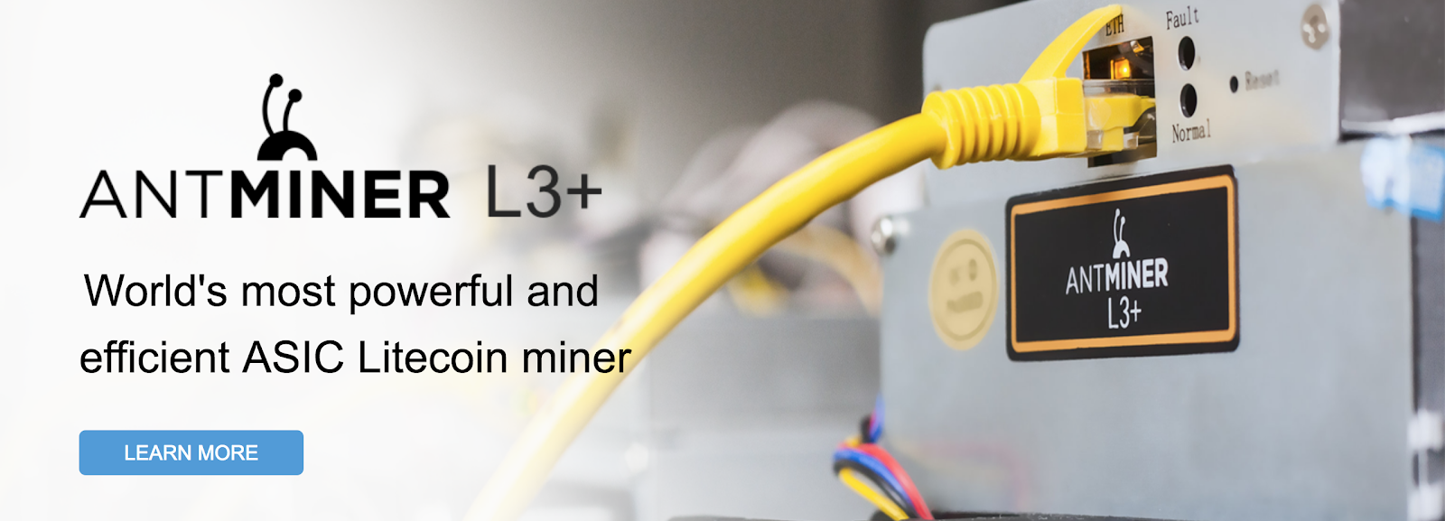 How to Mine Litecoin with Antminer L3 Plus