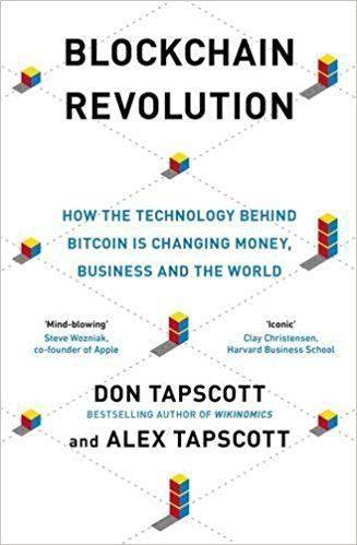 blockchain revolution book