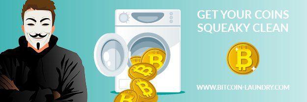 Introducing Bitcoin Laundry: Keep Your Bitcoin Fresh, Clean