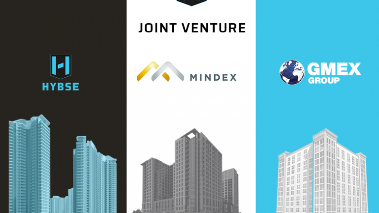 joint venture hybse mindex and gmex group