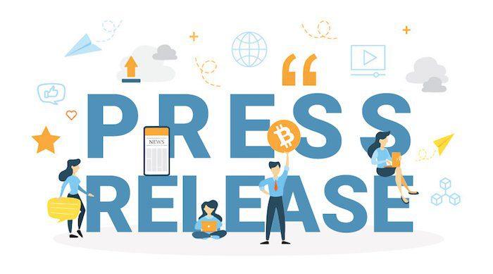 bitcoin press release service