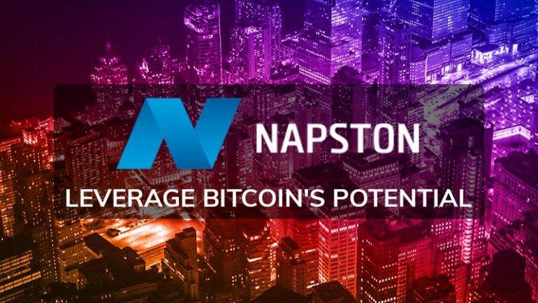 napston leverage bitcoin potential