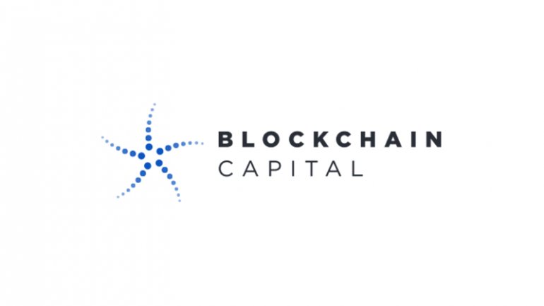 blockchain capital logo for blockchain investment firm