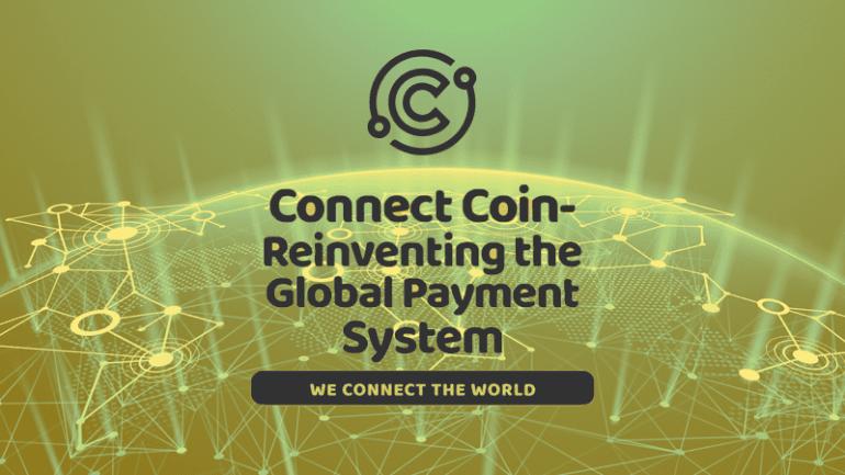 connect coin logo