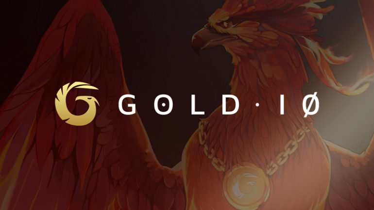 gold io coin