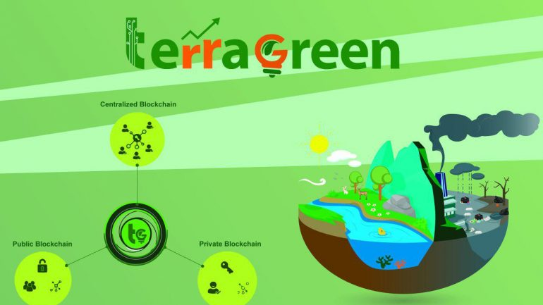 terra green logo