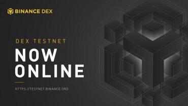binance dex now online
