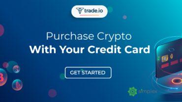 trade.io credit card purchase