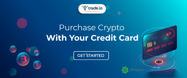 trade.io credit card purchase