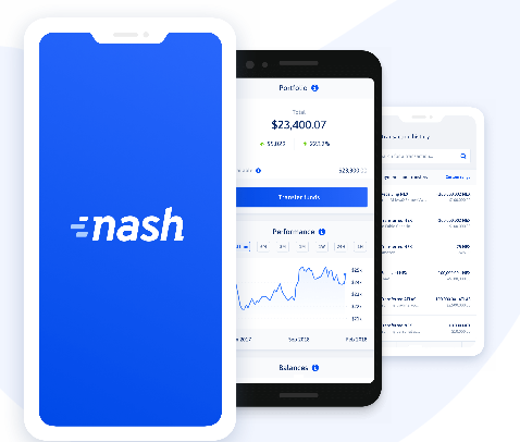 Nash mobile app